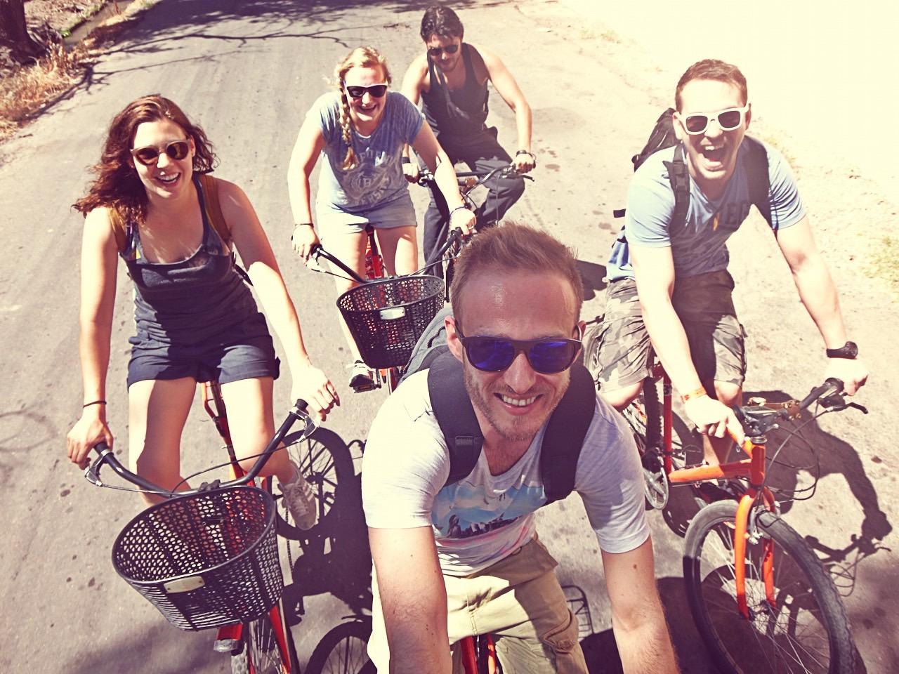 Bike & Vine Tour in Mendoza