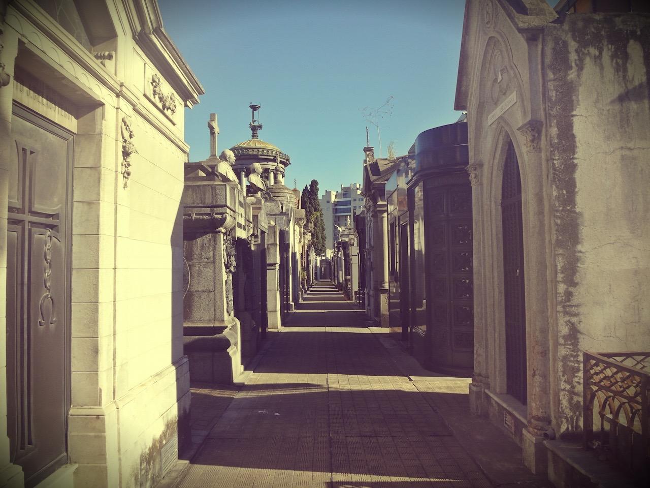 cemetery of Recoletta