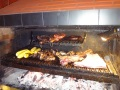 Asado at the hostel